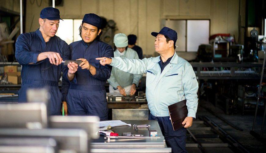 İş Yerinde Yalnızca Yabancı İşçi Bulundurmak