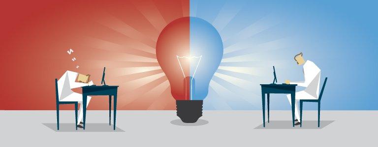 Işık Çalışanlarınızın Üretkenliğini Etkiler